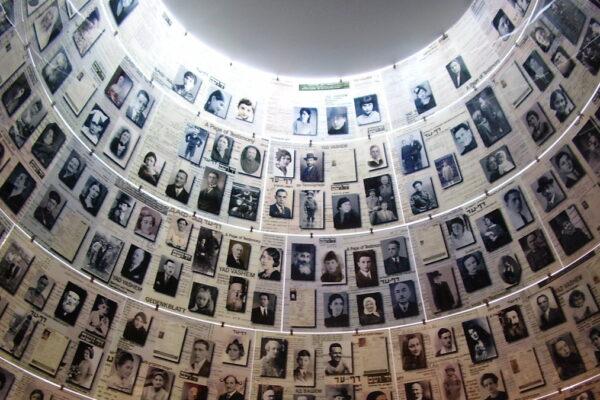 Il Memoriale dei bambini allo Yad Vashem